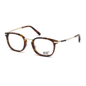 Armaco Mont Blanc Mb 168 - Óculos no Mercado Livre Brasil 3551d28c7d