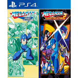Mega Man Legacy Collection 1 - 2 Ps4 Digital Gcp