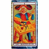 Tarot De Marsella + Bolsa Terciopelo + Libro Práctico Pdf