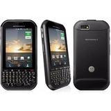 Nextel Titanium Motorola Android Preto De Vitrine Promoção