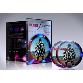 Dvd Pink Floyd In Concert - Special The Delicate Of Sound