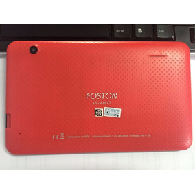 Tablet Foston Fs-m787p / 7p 512mb Ram 4gb Rom Vermelho Novo