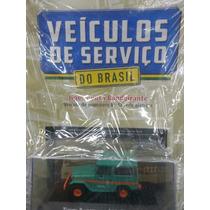 Veículos De Serviço Ed.10 Toyota Bandeirante Light