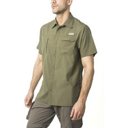Oferta Camisa Hombre Outdoor Talla S A 3xl  / Outdoor Uv50