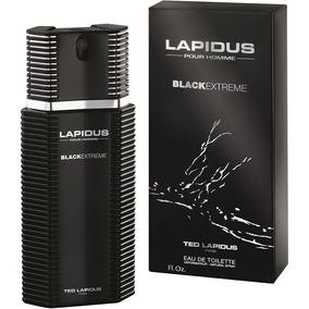 Perfume Lapidus Black Extreme Homme Edt 30ml