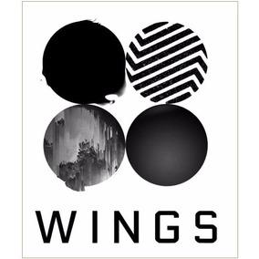 Kpop Photocard Bts - Wings - 10 Fotos - Frete Barato