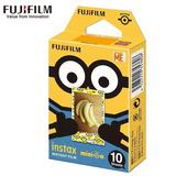 Rollo Fuji Instax Minion Mini 8 Fujifilm Papel Fotografico