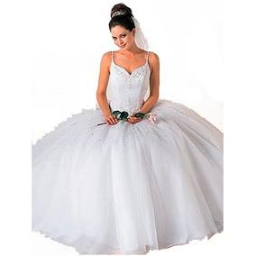 Vestido De Debutante 44 Princesa - Pronta Entrega - Vn00185