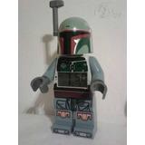 Reloj Lego Boba Fett
