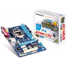Mother Intel 1155 Gigabyte Ga-b75m-d3v En Quilmes!