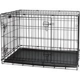 Gaiola Canil Pet Cachorro Cães Gatos Americana P 78x48x52cm