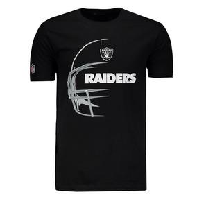 Camiseta New Era Nfl Oakland Raiders 2b5f1844b0be9