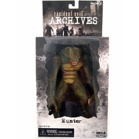 Figura Hunter Neca Resident Evil Archives