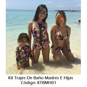 Kit De Trajes De Baño Madre E Hija