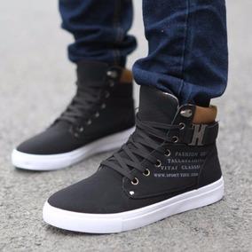 Tênis Masculino Fashion Shoes Importado - Frete Grátis