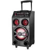 Caixa Amplificada Multiuso Lenoxx - 100w Rms, Bluetooth