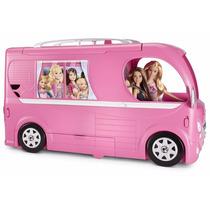 Camper De Lujo Barbie Cjt42