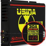 Fonte Auto Spark Usina 30a C/volt 375w Automatica Bivolt