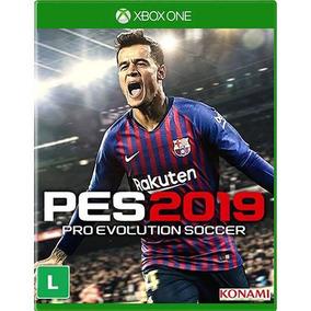 Pes 2019 Envio Imediato Xbox One Midia Digital