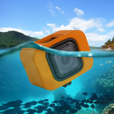 Floaty Hero 4 Session Gopro Flotador Bobber Adaptador Go Pro