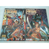 Pack Medieval Spawn/witchblade - Completo