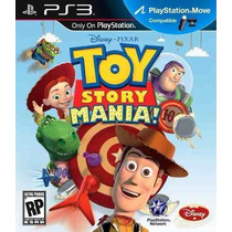 Toy Story Mania - Ps3 ( Midia Fisica)