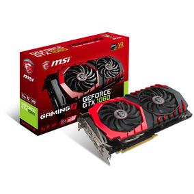 Tarjeta De Vídeo Msi Nvidia Geforce 1060 3gb Ddr5 Gaming X