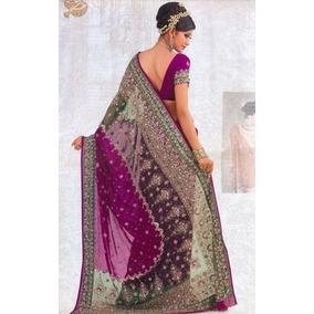 Saree Sari Hindu Vestido De La India