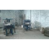 Máquinas Completas Para Fabricar 12 Tipos De Bloques