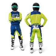 Conjunto Motocross Enduro Atv Wirtz Elevate 2021 Solomoto