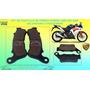 Kit Pastilla De Freno Honda Cbr 250 Abs Cbr250 Abs @tv