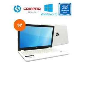 Notebook Hp 14-bs007la, 14 Hd, Intel Celeron N3060 1.60 Ghz