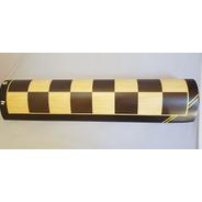 Tablero De Ajedrez De Goma Vip Con Escaques De 6 Cm