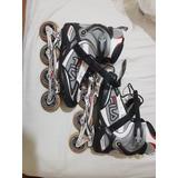 Patins Fila Skates Bond Kf Super Fit - Roller Inline Abec 7
