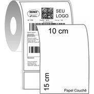 Kit Etiqueta 100x150 P/ Mercado Livre Com 10 Rolos