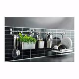 Ikea - Barral De Cocina 59 Cm Acero Inox. Sueco Grundtal