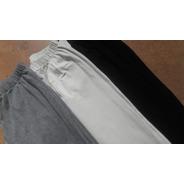 Pack X 3 - Calza Recta / Jersey Elastizado