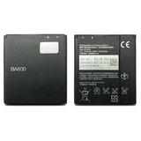 Bateria Pila Sony Ericsson Ba800 Lt25 Lt26 Xperia S