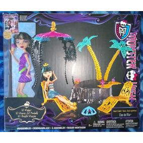 Monster High: Set Oasis (muñeca De Regalo)