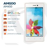 Telefono Celular Amgoo Am450 Swift 4g Android 5.1 Tienda Fis
