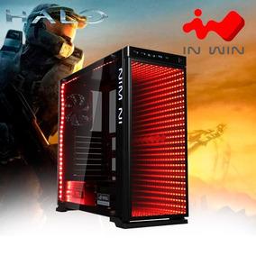 Gabinete Gamer In Win 805l Infinity S/fuente
