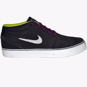 Nike Sb Zapatilla Skate Janoski Botita / Modelo Porfesional
