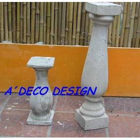 Balaustras Cemento 0.60 Balaustre Fabrica