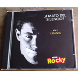 ¿ Harto Del Silencio ? Vol 1 En Español Cd Unica Ed 1995 Vmj