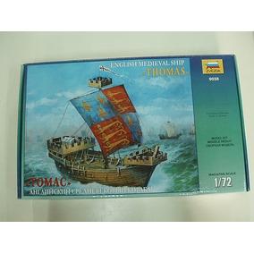 Barco Zvezda P/armar Thomas 1/72 Kit 9038