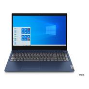 Notebook Lenovo Ideapad 3 Ryzen 3 8gb Ssd 256gb W10 15.6