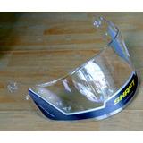 Visor Transparente Para Casco Shaft 540 Y Shaft 541