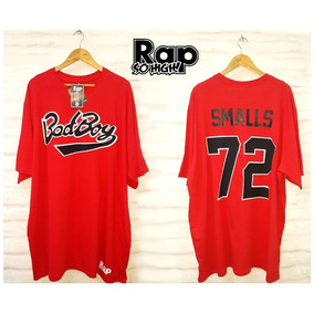 Remera Bad Boy Notorious , Rap So High,talles 3xl Al 5xl