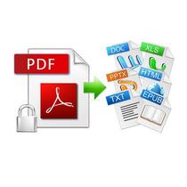 Convertir Pdf A Word, Excel, Imagen Powerpoint Autocad Y Mas