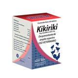 Kiki-riki Desparasitante P/gallos 60 Tabs **incluye Envío**
